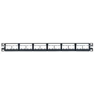 Panduit® Mini-Com Modular Faceplate Patch Panels