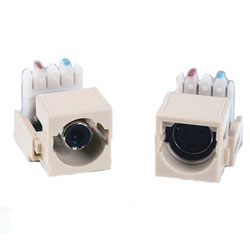 Commscope S-Video to 110 Punchdown Module
