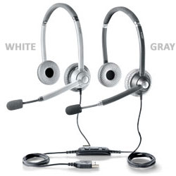 GN Netcom UC Voice 750 USB Headset for Unified Communications