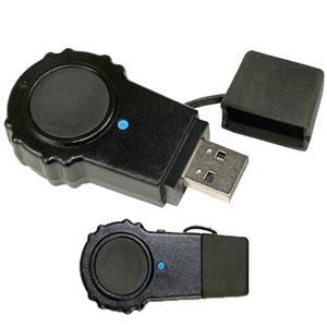 Pryme Wireless Bluetooth PTT Bluetooth PTT Switch with USB Plug
