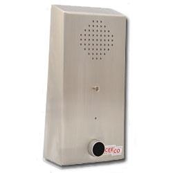 Ceeco Vandal Resistant Mini Stainless Steel Handsfree Automatic Dialer Phone