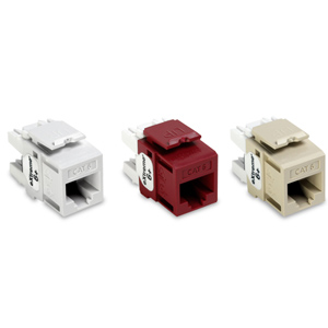 Leviton eXtreme 6+ System Category 6 Connector