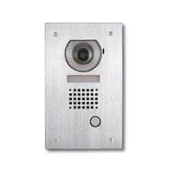 Aiphone Video Door Station, Flush Mount