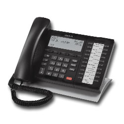 Toshiba 20 Button Speakerphone, 4 Line Backlit LCD Display