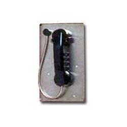 Allen Tel Single Line Pushbutton Tone Dial Phone Less Housing