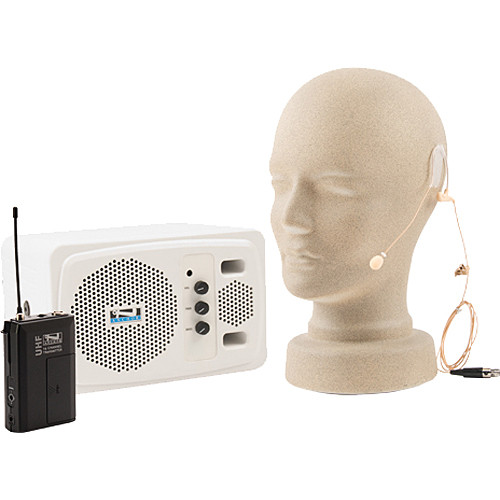 Anchor Audio Anchor Audio AN-130BP+ Basic PA Package with UltraLite Microphone