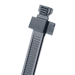 Panduit® Weather Resistant Standard Cross Section Releasable Cable Tie  (Package of 100)