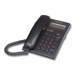 Panasonic Integrated 1 Line Telephone System with Call Display Compatibility