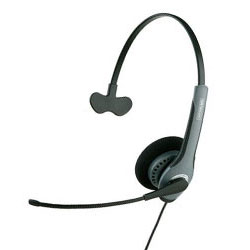 GN Netcom GN 2010 ST Headset - Monaural with SoundTube Boom