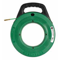 Greenlee MagnumPro 11/16 inch x 50 feet Fiberglass Fish Tape with Case