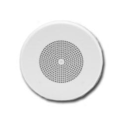 Valcom 8-Inch Talkback Ceiling Speaker