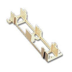Leviton M Block Bracket for Jack/Connector Mounting Type 89D