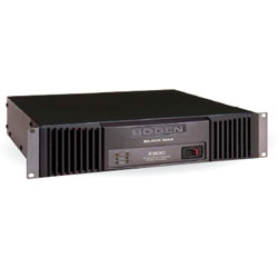 Bogen 450-Watt Black Max Amplifier