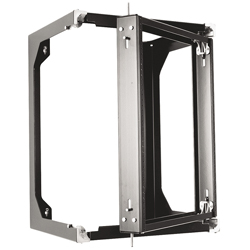 Chatsworth Products Standard Swing Gate Wall Rack 19