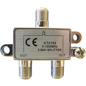 Allen Tel 1 GHz 2-Way Splitter