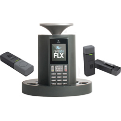 Revolabs - Yamaha UC FLX 2 USB Wireless Conference System with One Omni-Directional and One Wearable Mic