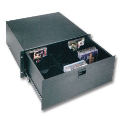 Middle Atlantic 103 Compact Discs - Media Partition