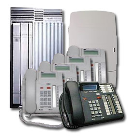 Nortel Norstar Compact ICS System Package - Rel 7.1 with 5 Phones / Voice Mail (8x16)