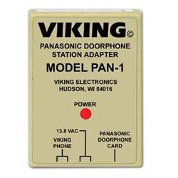 Viking Panasonic Doorphone Station Adapter
