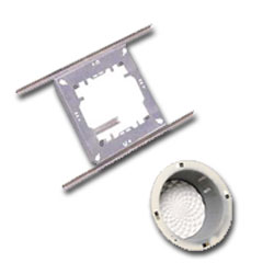 Valcom Combination Metal Bridge and Backbox for 8