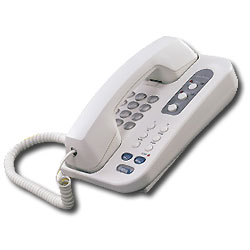 Northwestern Bell 2-Line Designer Phone with 13 Number Dialing Memory