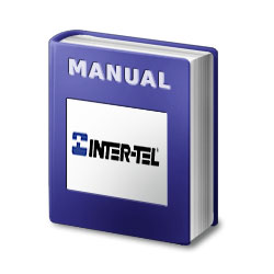 Inter-Tel 824 Installation/Maintenance Manual