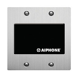Aiphone HID Reader in Stainless Frame