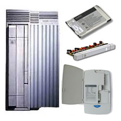 Nortel Norstar Compact ICS System Package - Cabinet System With 7.1 Software, 1 Analog Extension and Call Pilot 100