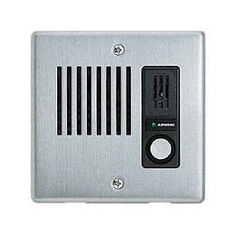 Aiphone 2-Gang Flush Mount Door Station