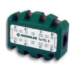 Greenlee TurTEL 8 - Modular Adapter