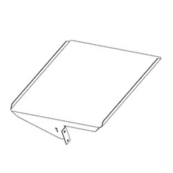 Chatsworth Products Sun CPU Shelf