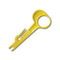 Channel Vision 110 Punch Down Impact Tool - Yellow