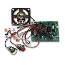 Viking Two-Button Elevator/Emergency Phone Parts Kit