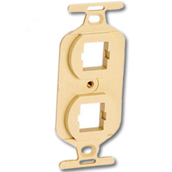Suttle Duplex 106 Plastic Mounting Plate
