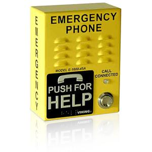 Viking A.D.A.Yellow Emergency/Elevator Phone