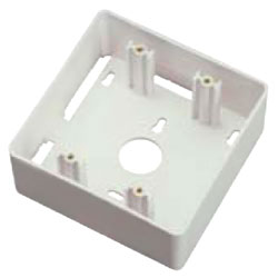 Allen Tel Work Area Outlets - Double Gang Surface Mounting Box