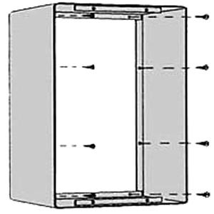 Allen Tel Surface Mounting Frame