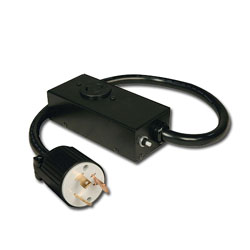 Tripp Lite L5-30P to L5-20R with 20 AMP Breaker Power Cable