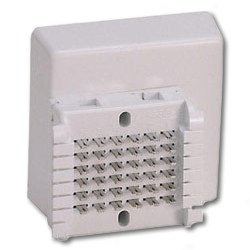 Suttle 3 Pair Connecting Block with 6 Clip Terminal