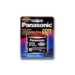 Panasonic NiMH Replacement Battery - KX-TGA Cordless Handsets