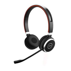 Jabra Evolve 65 Unified Communications Wireless Headset (Stereo)