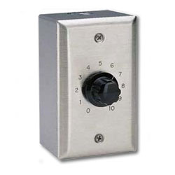 Valcom Wall Mount Volume Control