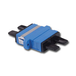 Hubbell SC Duplex Adapter (Package of 6)