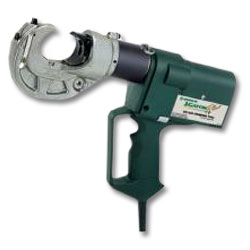 Greenlee Gator-Plus 12-Ton Corded Crimping Tool, 230V