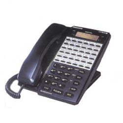 Panasonic 34 Button Display Phone