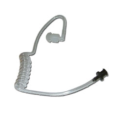 Impact Radio Accessories Single Clear Acoustic Tube
