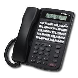 Vertical-Comdial DX-80 and DX-120 System Digital Executive Phone