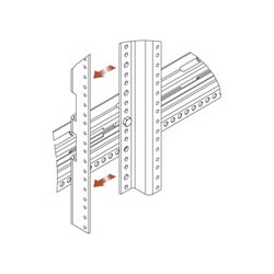 Middle Atlantic Z-Rail Adapter for WMRK Series Server Rack (Package of 2)