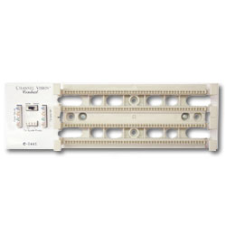 Channel Vision 110 Telecom Module with 100 Pair Capacity