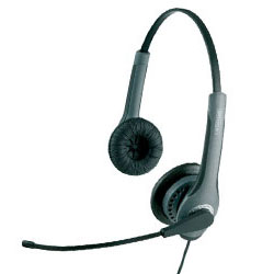 GN Netcom GN 2015 ST Headset - Binaural with SoundTube Boom